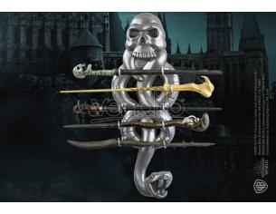Harry Potter Porta Bacchetta A 5 Posti Con Il Marchio Nero Noble Collection