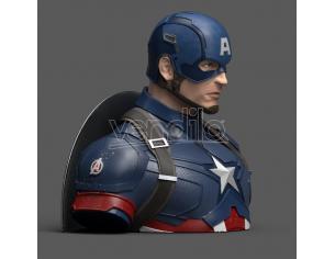 Semic Avengers Endgame Capt America Busto Bank Salvadanaio