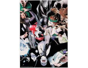SD TOYS DC UNIVERSE BATMAN VILLAINS PUZZLE PUZZLE
