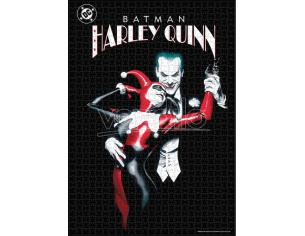 SD TOYS DC UNIVERSE JOKER & HARLEY QUINN PUZZLE PUZZLE