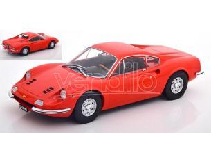 Modelcargroup Mcg18167 Ferrari Dino 246 Gt 1969 Arancione 1:18 Modellino