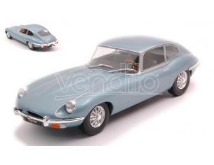 Whitebox Wb124039 Jaguar E-type Metallolic Blue 1:24 Modellino