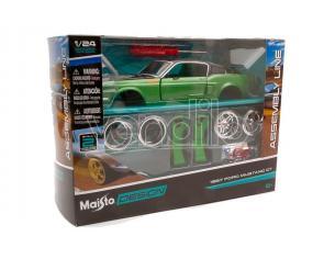 MAISTO MI39094 FORD MUSTANG GT 1967 KIT 1:24 Modellino