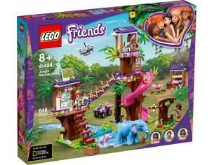 LEGO FRIENDS 41424 - BASE DI SOCCORSO TROPICALE