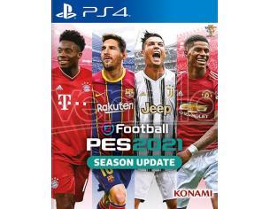 EFOOTBALL PES 2021 SEASON UPDATE SPORTIVO - PLAYSTATION 4
