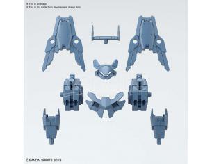 30MM Op Arm Comm Cieln EX Blu Grigio1/144 Model Kit Bandai