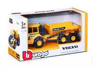 Bburago Bu32085 Volvo A25g Articolato Hauler 1:50 Modellino