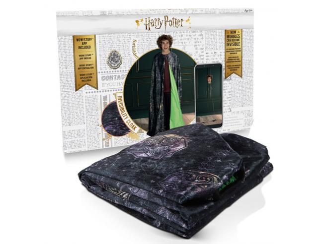Harry Potter Mantello dell'Invisibilità Versione Standard Gadget