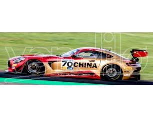 SPARK MODEL S6312 MERCEDES GT3 N.70 FIA GT VALLELUNGA 2019 Y.ZHANG-K-ZANG 1:43 Modellino