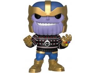 Marvel Natale Funko POP Super Eroi Vinile Figura Thanos Vacanze 9 cm