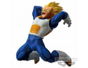 Dragon Ball Statua Super Saiyan Vegeta Chosen Shiretsuden Vol 1 13 cm Banpresto
