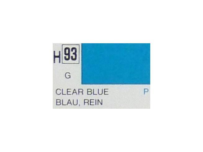Gunze GU0093 LIGHT BLUE GLOSS ml 10 Pz.6 Modellino