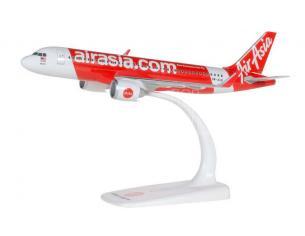 Herpa HP612081 AIRBUS A320 NEO AIR ASIA 1:200 Modellino