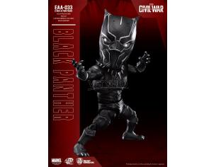 Beast Kingdom Uova Attack Act Civil War Black Panther Action Figure