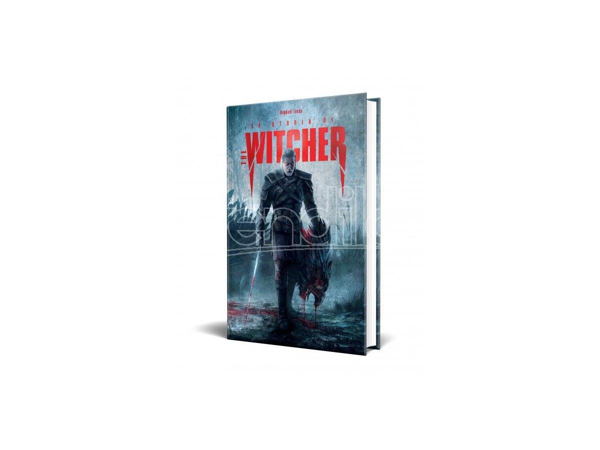MULTIPLAYER LA STORIA DI THE WITCHER LIBRO