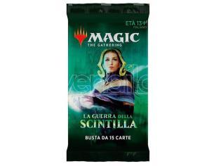 Magic Guerra Della Scintilla Bustoa Carte - Da Gioco/collezione