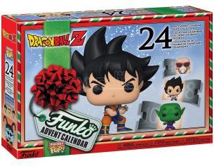Funko Dragon Ball Z Pocket POP Anime Vinile Figura Calendario dell' Avvento