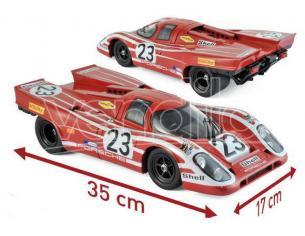 NOREV NV127501 PORSCHE 917 K N.23 WINNER LM 1970 H.HERRMANN-R.ATTWOOD 1:12 Modellino