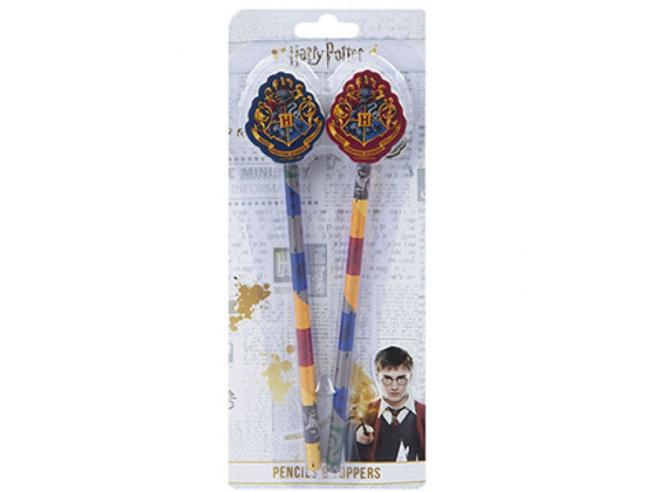 Harry Potter Set 2 Matite Topper