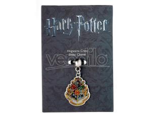 Harry Potter Hogwarts Crest Slider Ciondolo The Carat Shop