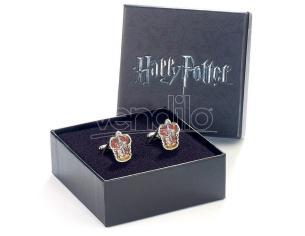 Harry Potter Grifondoro Crest Cufflinks The Carat Shop