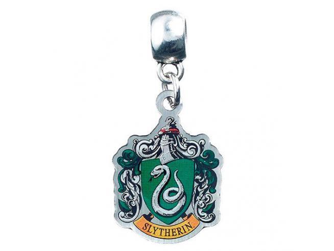 Harry Potter Serpeverde Crest Slider Ciondolo The Carat Shop