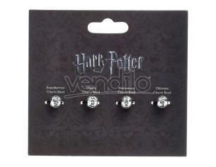 Harry Potter Set 4 Assortiti Spell Ciondolo Beads The Carat Shop