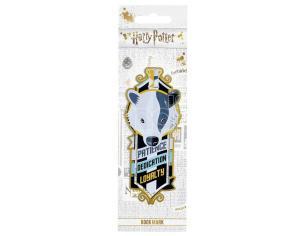 Harry Potter Segnalibro Casa Tassorosso 12 cm The Carat Shop