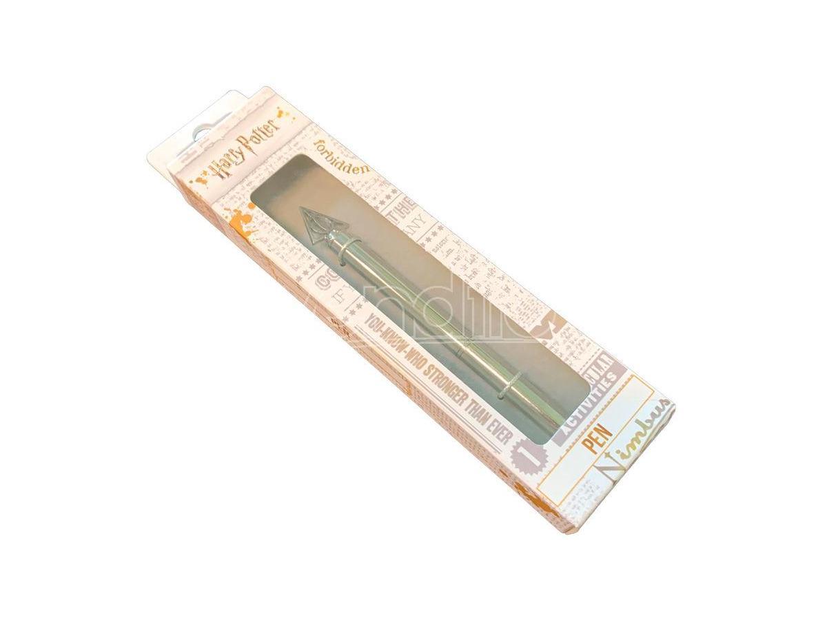Harry Potter Doni Della Morte 3d Metallolic Pen The Carat Shop