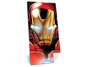 Marvel Iron Man Cotone Telo Mare Asciugamano  Bambino Licensing