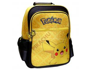 Pokemon Pikachu Regolabile Zaino 41cm Cyp Brands