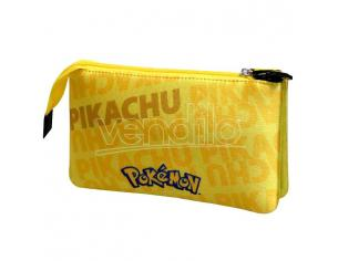 Pokemon Pikachu Astuccio Triplo Cyp Brands