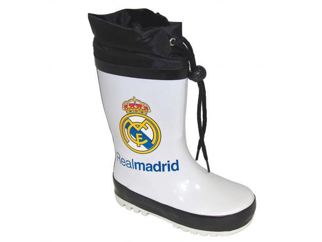 Real Madrid Stivali Da Pioggia Con Polsini Real Madrid