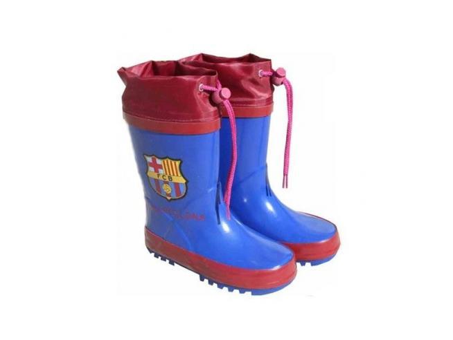 Botas agua FC Barcelona escudo Fc Barcelona