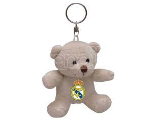 Real Madrid Bear Peluche Portachiavi 8cm Cyp Brands