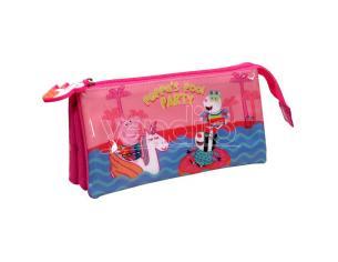 Peppa Pig Pool Party Astuccio Triplo Cyp Brands