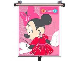 Disney Minnie Parasole Regolabile per Macchina con Blocco Tomy