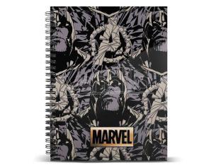 Marvel Avengers Thanos A4 Agenda Karactermania
