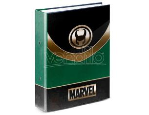 Marvel Loki A4 Raccoglitore 4 Anelli Karactermania