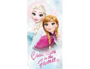 Disney Frozen Cool Runs Cotone Telo Mare Asciugamano Bambino Licensing
