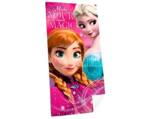 Disney Frozen Cotone Telo Mare Asciugamano  Bambino Licensing