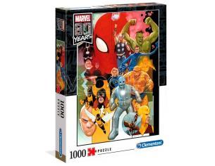 Marvel 80 Years Puzzle 1000 Pezzi Clementoni