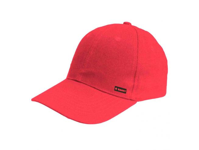 Baggy Red Cappellino Baggy