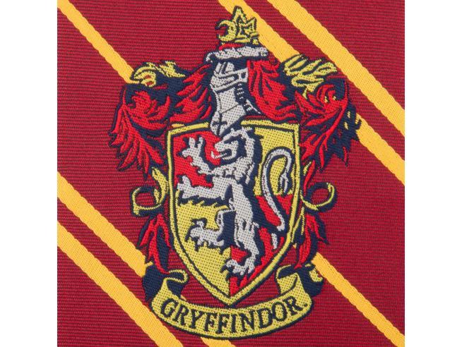 Harry Potter Grifondoro Intrecciata Logo Cravatta Cinereplicas