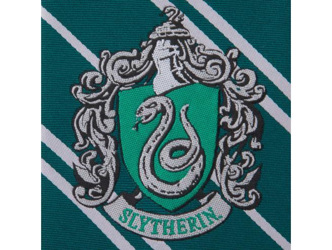 Harry Potter Serpeverde Intrecciata Logo Cravatta Cinereplicas