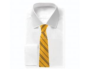 Harry Potter Tassorosso Intrecciata Logo Cravatta Cinereplicas