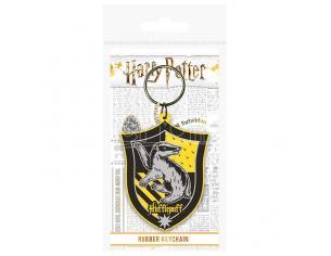 Harry Potter Portachiavi in Gomma Tassorosso Pyramid