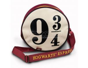 Harry Potter Borsa a Tracolla Espresso Per Hogwarts 9 3/4 Groovy