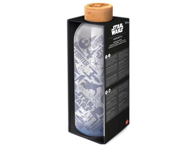 Star Wars Bicchiere Bottiglia 1030ml Stor