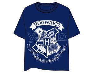 Harry Potter Hogwarts Adulto T-shirt Warner Bros.